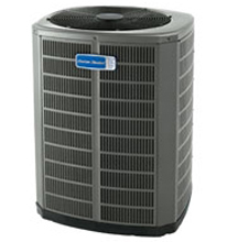 American Standard AccuComfort variable speed platinum 20 air conditioner