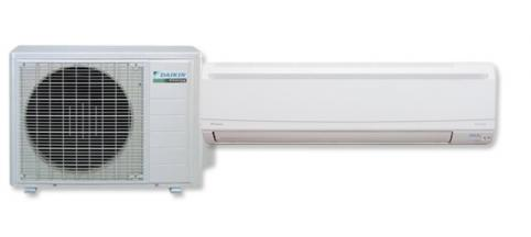Daikin LV Series wall mounted single zone heat pump