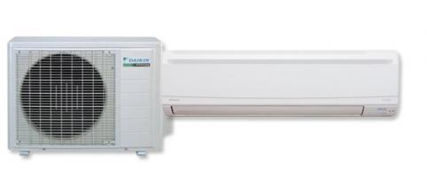 Daikin LV Series wall mounted single zone heat pump