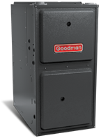 Goodman GMVC96 Two-Stage Variable-Speed ECM Gas Furnace