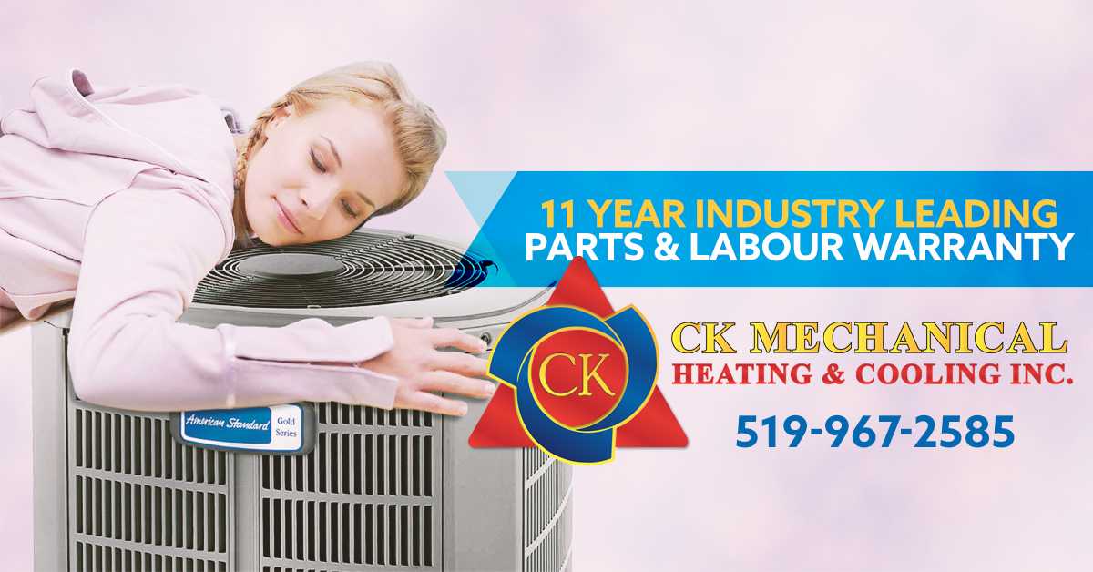 Expert Service and Industry-Leading Warranties on Air Conditioners in Windsor-Essex